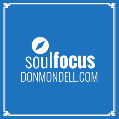 soulFOCUS at DonMondell.com helps Christians who suffered childhood abuse and now struggle in their Christianity and relationship with God.